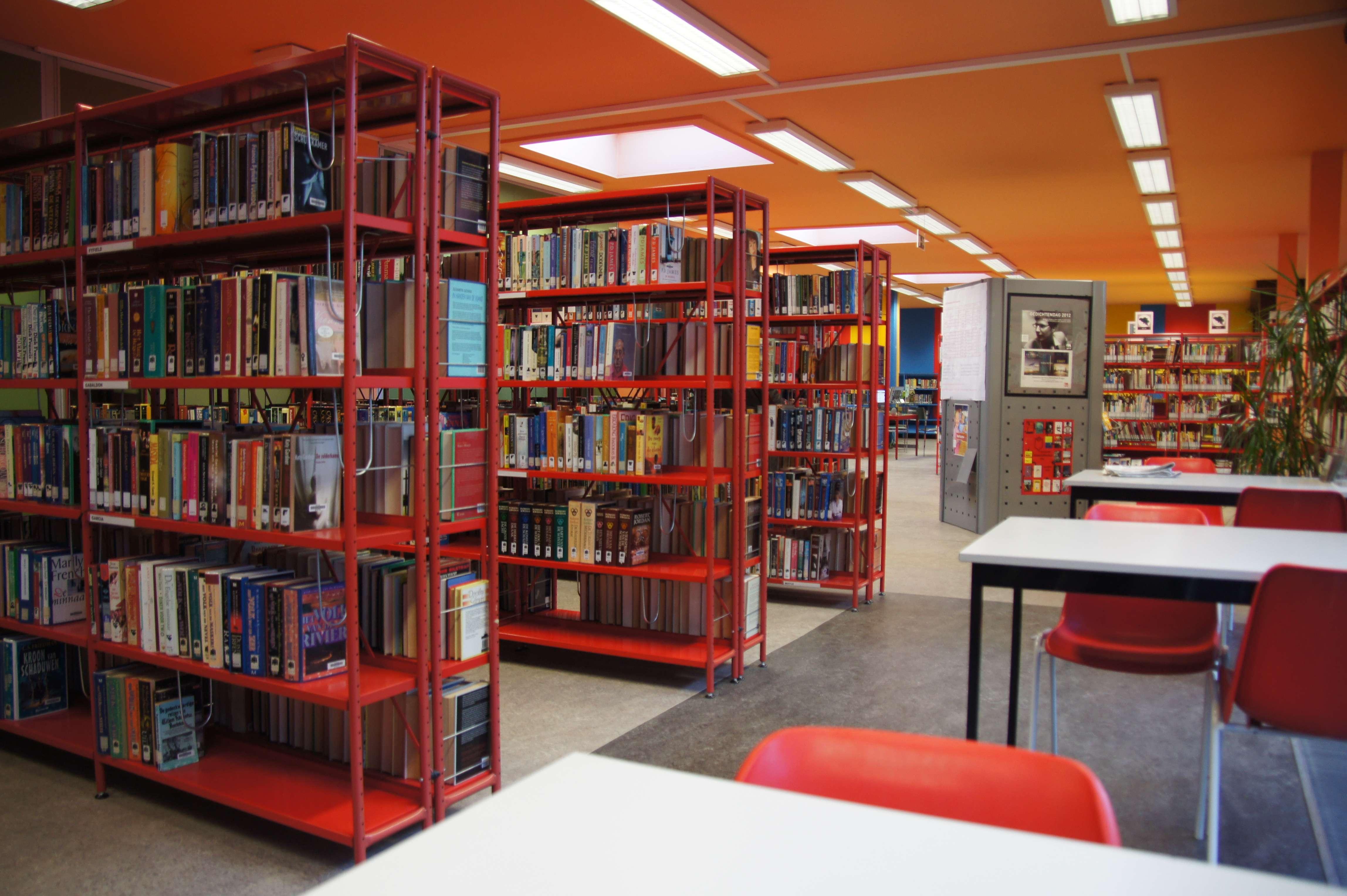 Bibliotheekvisie gewoon lokaal gewoon lokaal - Idee bibliotheek ...